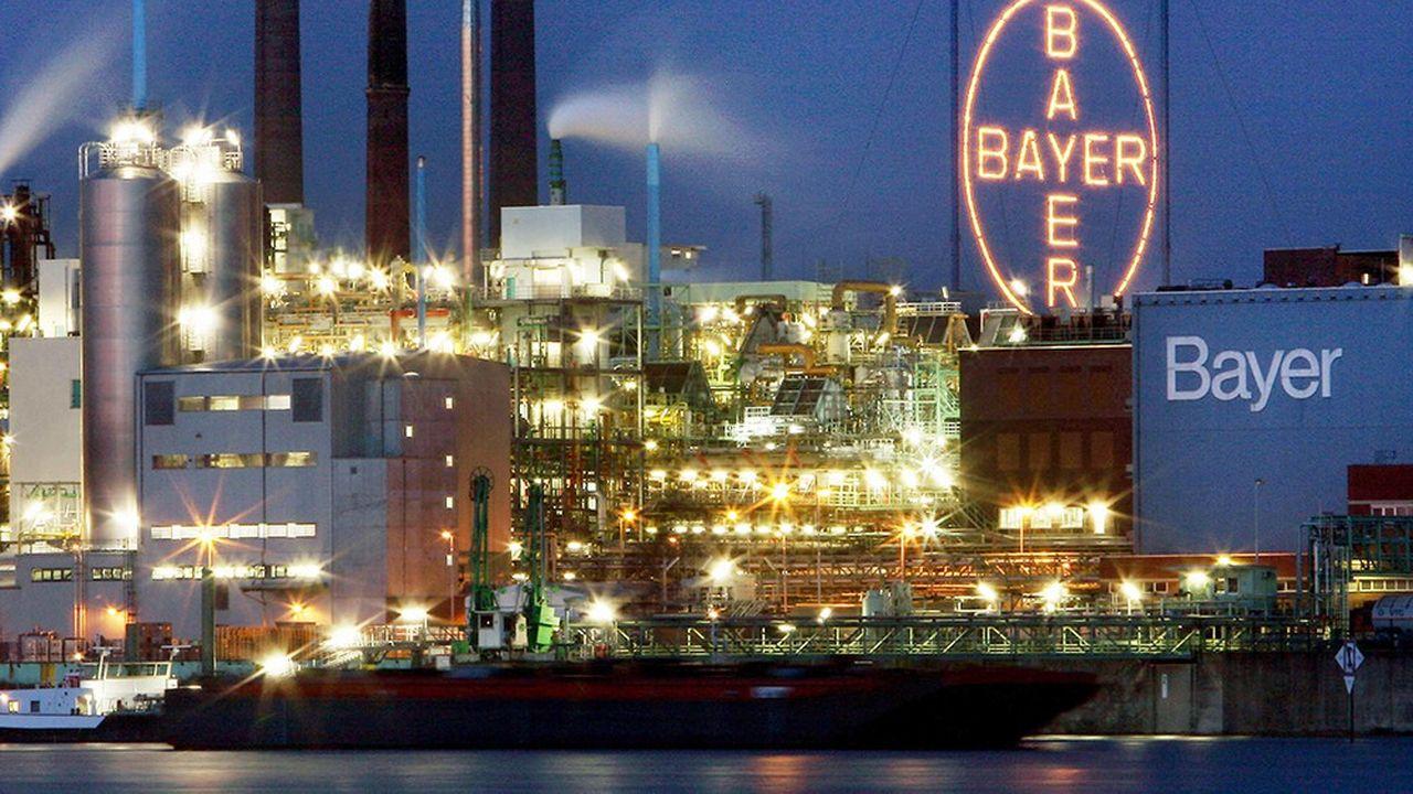 Bayer traverse une période noire, après le rachat de Monsanto, compte tenu du risque juridique que fait peser sur lui le groupe américain.