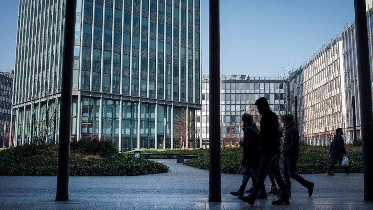 Campus de Jussieu de Sorbonne Université (anciennement Université Pierre-et-Marie-Curie). L'établissement français arrive en quatrième position européenne en termes de publications en intelligence artificielle.