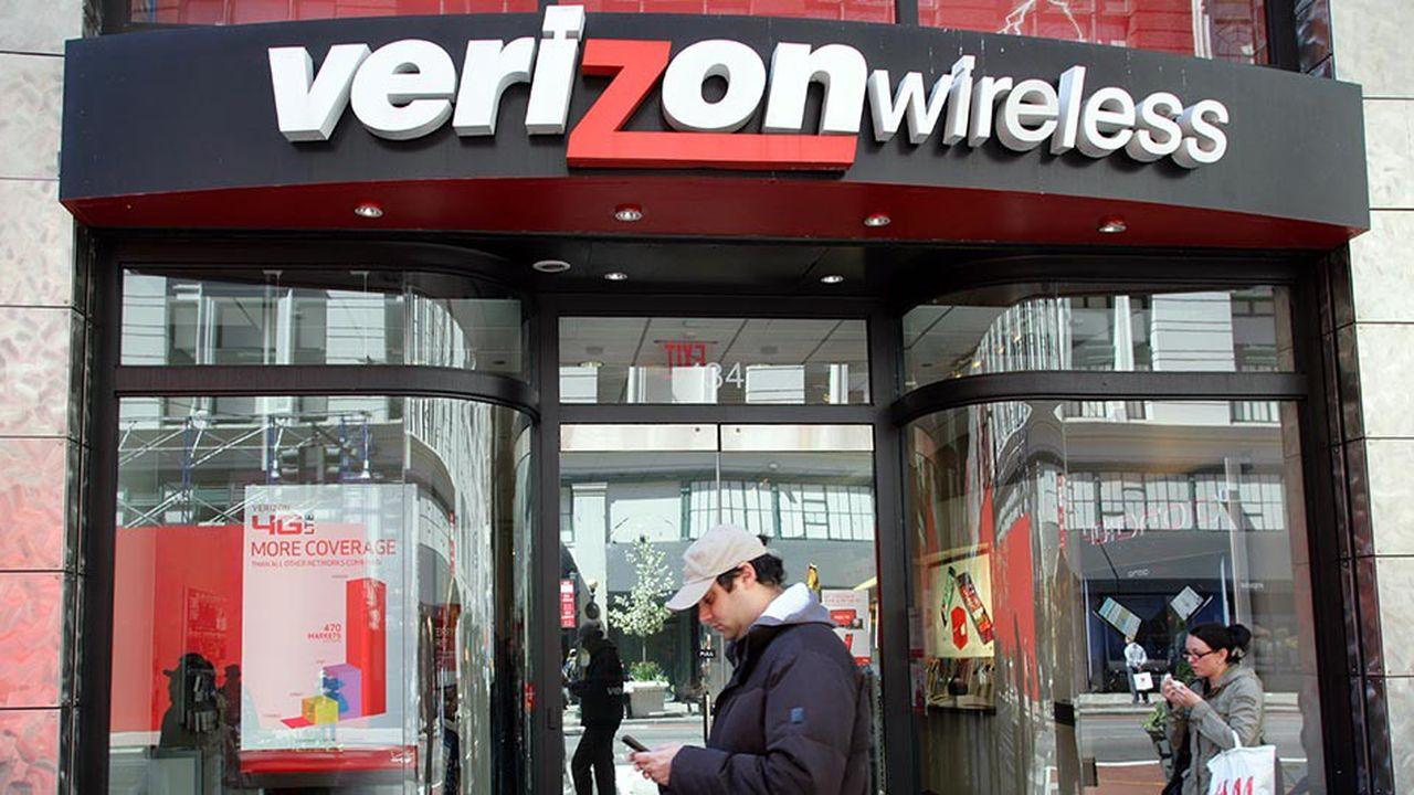 Verizon, premier opérateur télécoms mobile aux Etats-Unis, comptait 152.300 salariés au troisième trimestre 2018