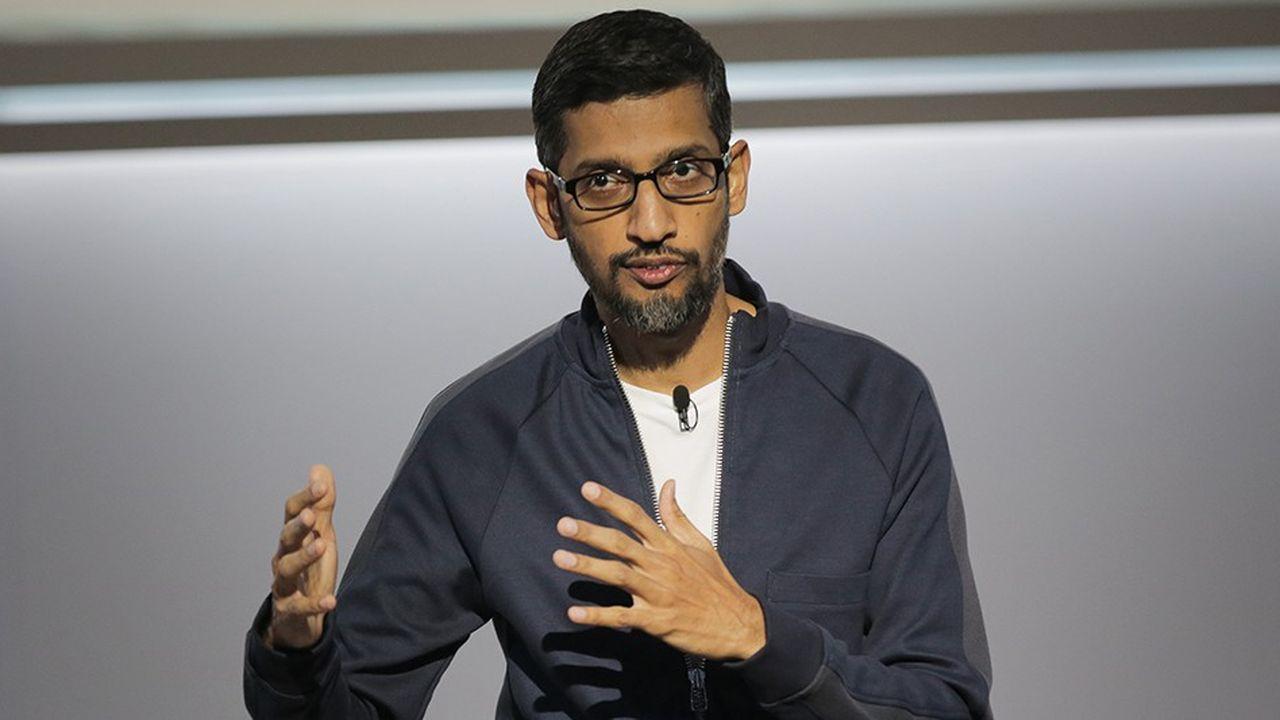 Avec l'audition de Sundar Pichai, Google s'apprête à témoigner pour la première fois devant le Congrès américain
