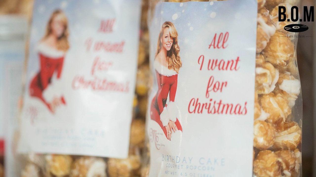 Sorti en 1994, le titre 'All i want for christmas is you' de Mariah Carey a déjà rapporté plus de 60millions de dollars
