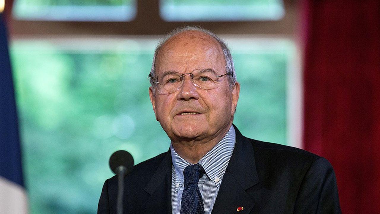 «Je me sens responsable», a déclaré Marc Ladreit de Lacharrière lors de l'audience publique d'homologation