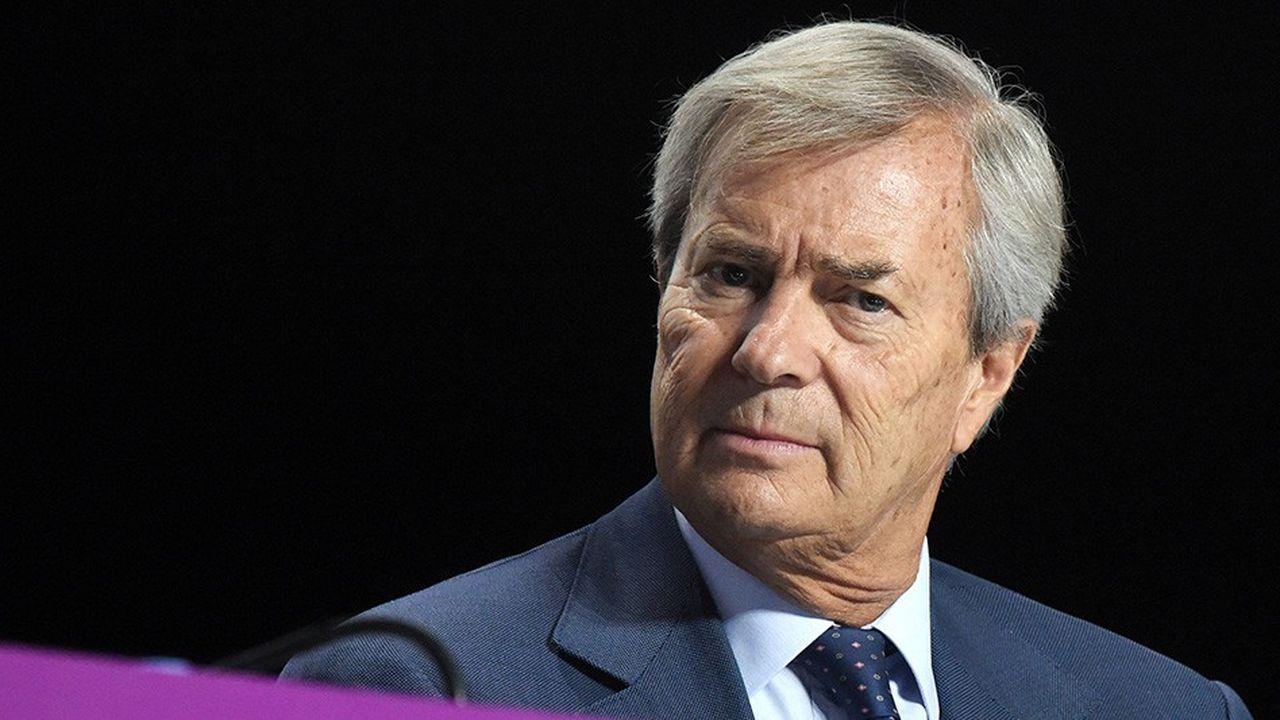 Vincent Bolloré, qui a laissé la présidence du conseil de Vivendi à son fils Yannick, espère tenir sa revanche sur Elliott dans le dossier Telecom Italia.