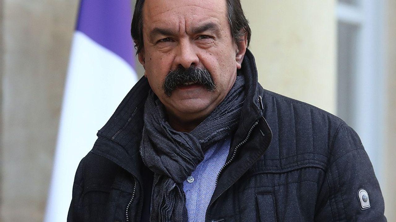 L'arrivée à sa tête de Philippe Martinez via une révolution de palais début 2015 n'a pas interrompu la spirale de la baisse d'influence de la CGT.