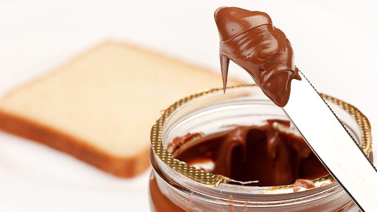 Avec 54% du marché mondial des pâtes à tartiner, Nutella est le leader incontesté de son secteur selon Euromonitor.