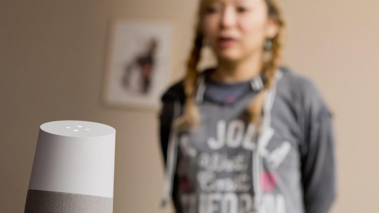 Une nouvelle fonction de l'enceinte connectée Google Home incite l'utilisateur à parler poliment à sa machine, qui lui répond sur le même ton.