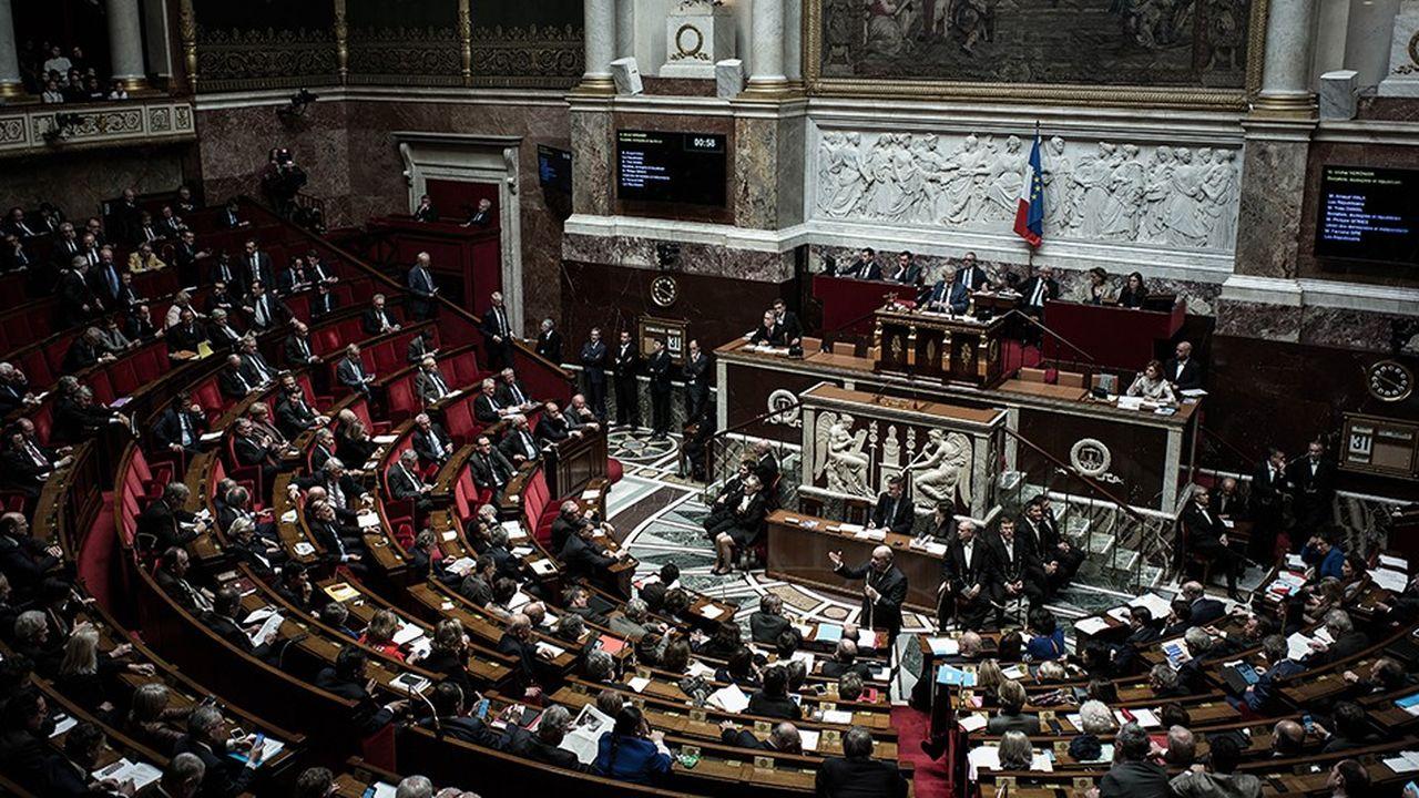 « L'Etat doit pouvoir entraîner des filières économiques », selon la députée (Agir La Droite constructive) Laure de La Raudière.