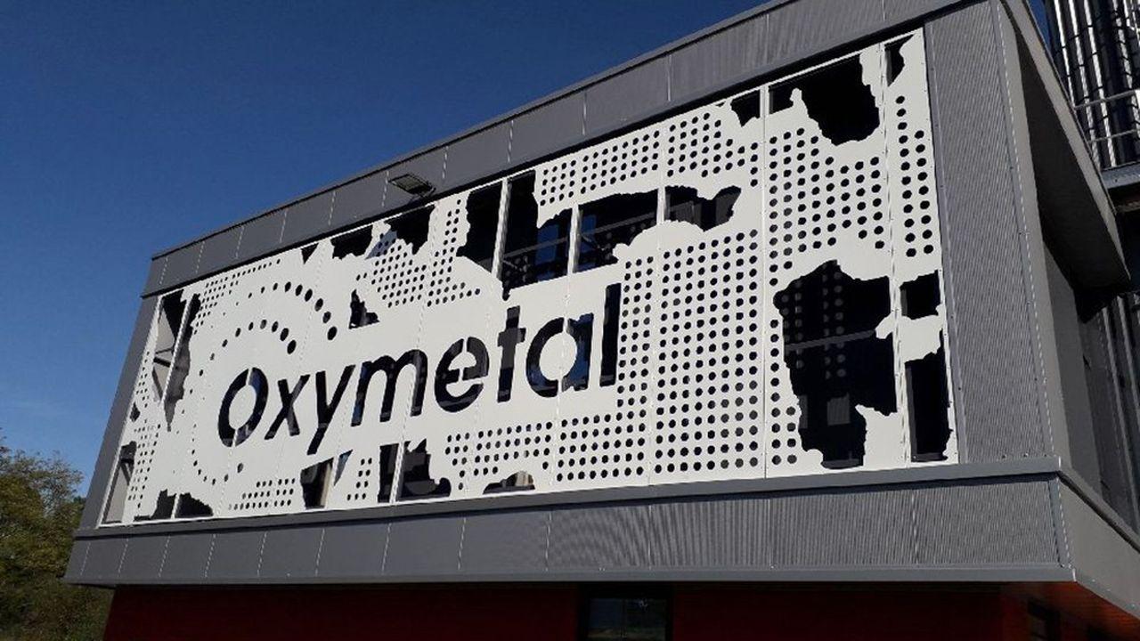 Oxymetal est un groupe spécialisé dans la découpe industrielle qui a été racheté en 2013 par trois investisseurs suédois.