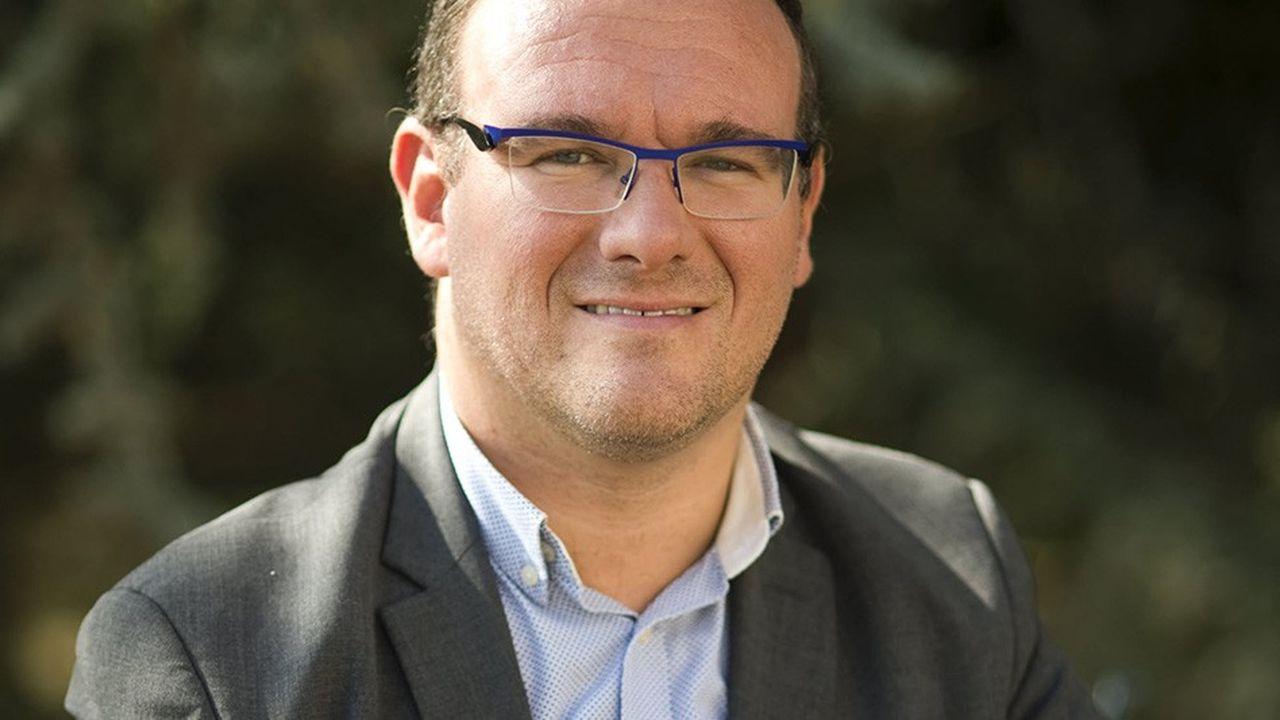 Damien Abad est député LR de l'Ain.