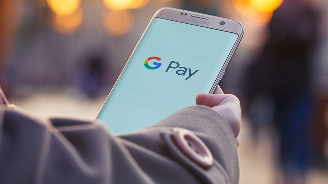 Google Pay évite au consommateur d'avoir à sortir en permanence sa carte bancaire dont les numéros sont enregistrés une fois pour toutes.