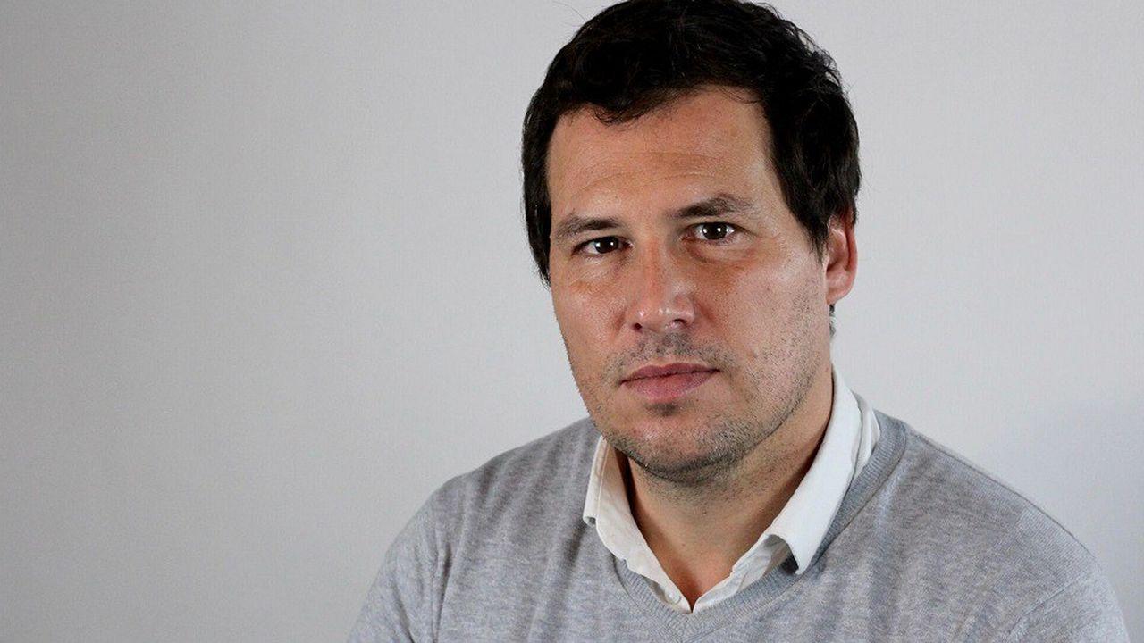 Guillaume Pitron, auteur et réalisateur, déjà lauréat du prix Izraelewicz de l'enquête économique.