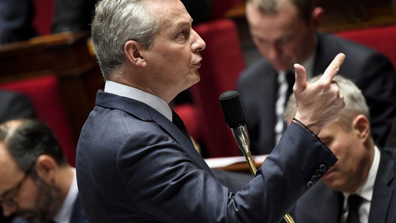Lors de son audition devant le Sénat, Bruno Le Maire a évoqué plusieurs pistes pour ramener le déficit à 3%.