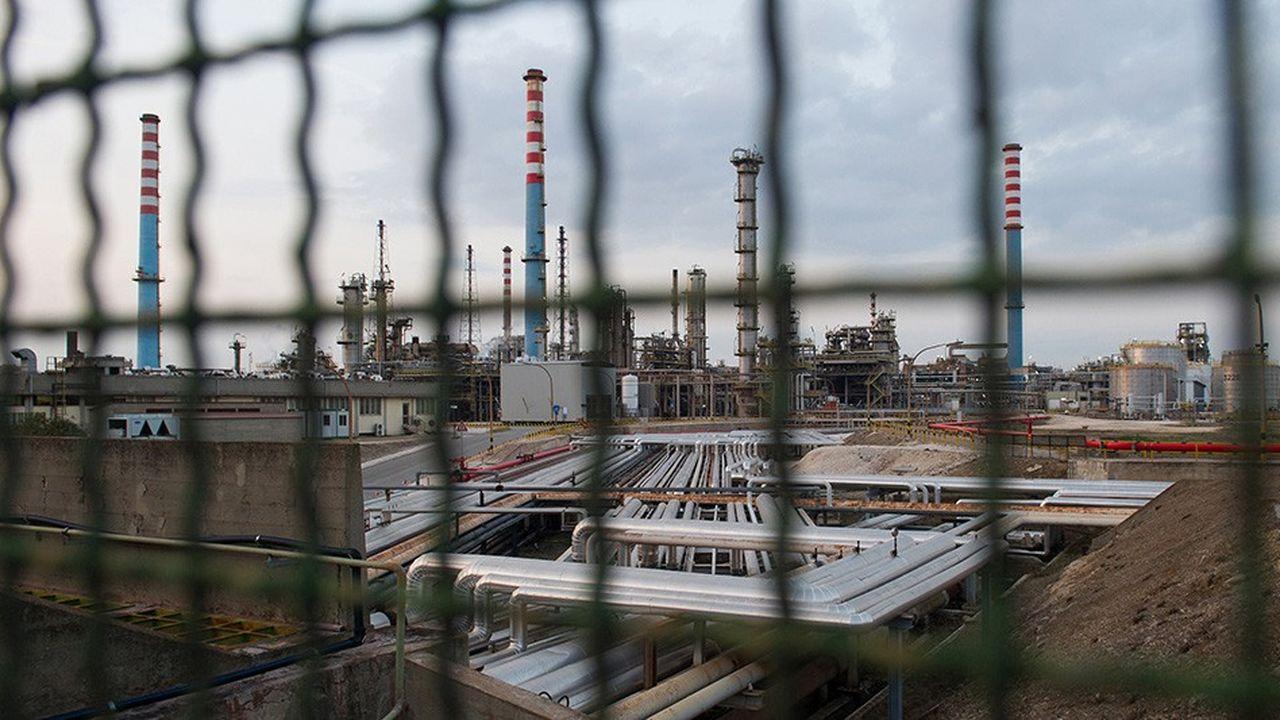 A l'origine de lourdes émanations toxiques pendant des décennies, l'aciérie d'Ilva est devenue un symbole de la pollution industrielle.