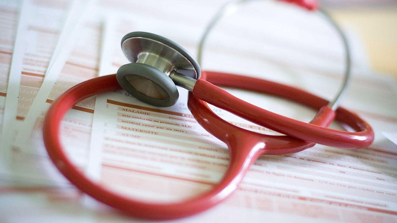 Quelque 12.000 médecins libéraux ou en activité mixte cumulent retraite et activité