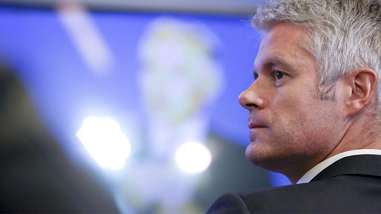 Laurent Wauquiez a été le premier responsable politique à relancer, mardi soir sur Twitter, le débat sur les fichés S.