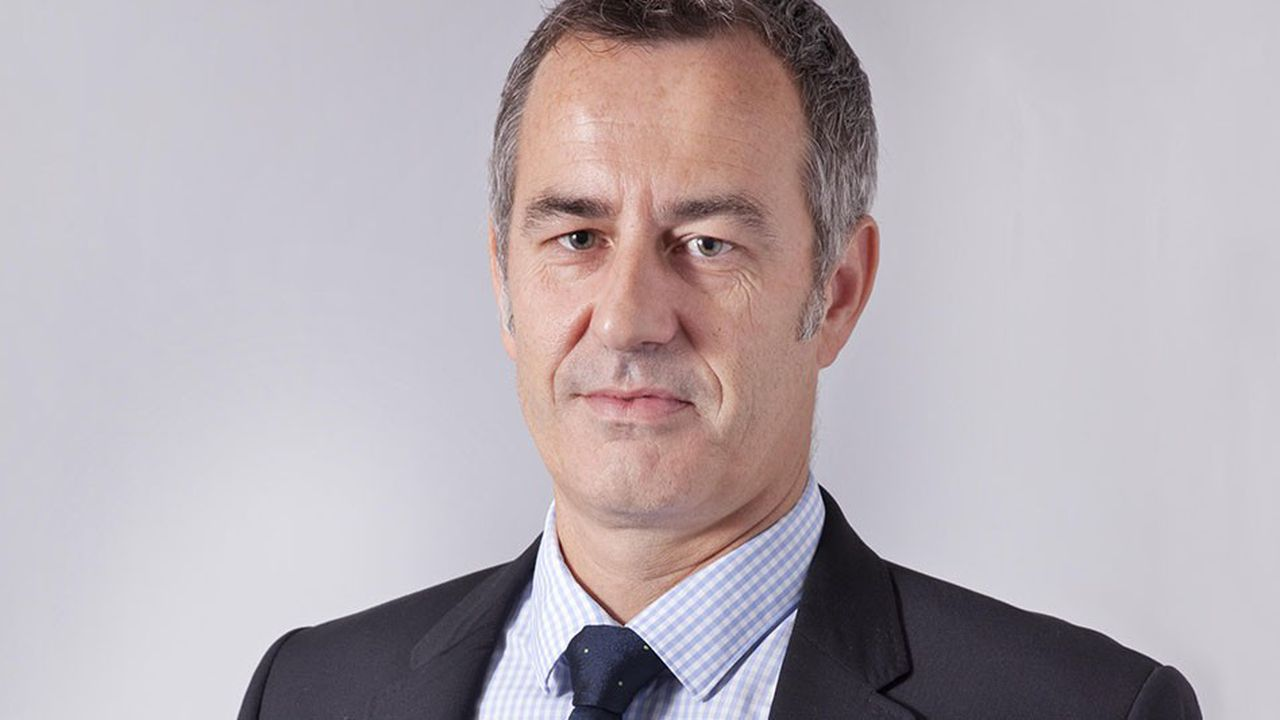 Pascal Marguet, président d'Apex Energies.
