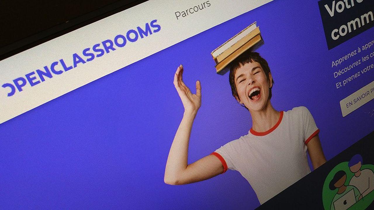 Openclassrooms va permettre aux free-lances des plates-formes, pour l'instant Deliveroo, Uber, Stuart, Malt, Lulu dans ma rue, d'avoir accès à douze programmes de formations en ligne