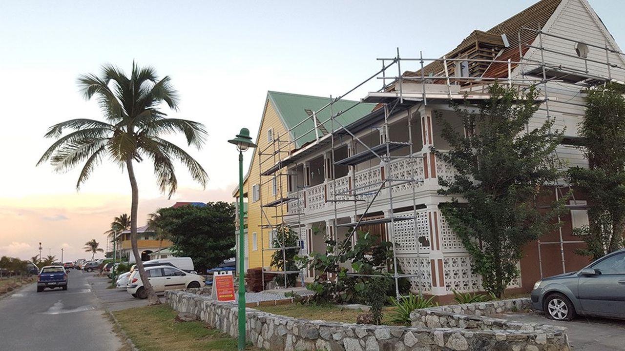 Saur a gagné le contrat de gestion de l'eau de Saint-Martin pour les dix ans à venir, sur une île encore en reconstruction plus d'un an après le passage de l'ouragan Irma.