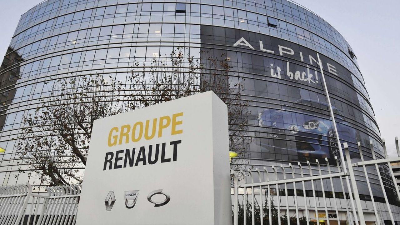 Le conseil d'administration de Renault a également confirmé avoir pris connaissance de certains éléments de l'enquête de Nissan qui a conduit à l'arrestation surprise de Carlos Ghosn.