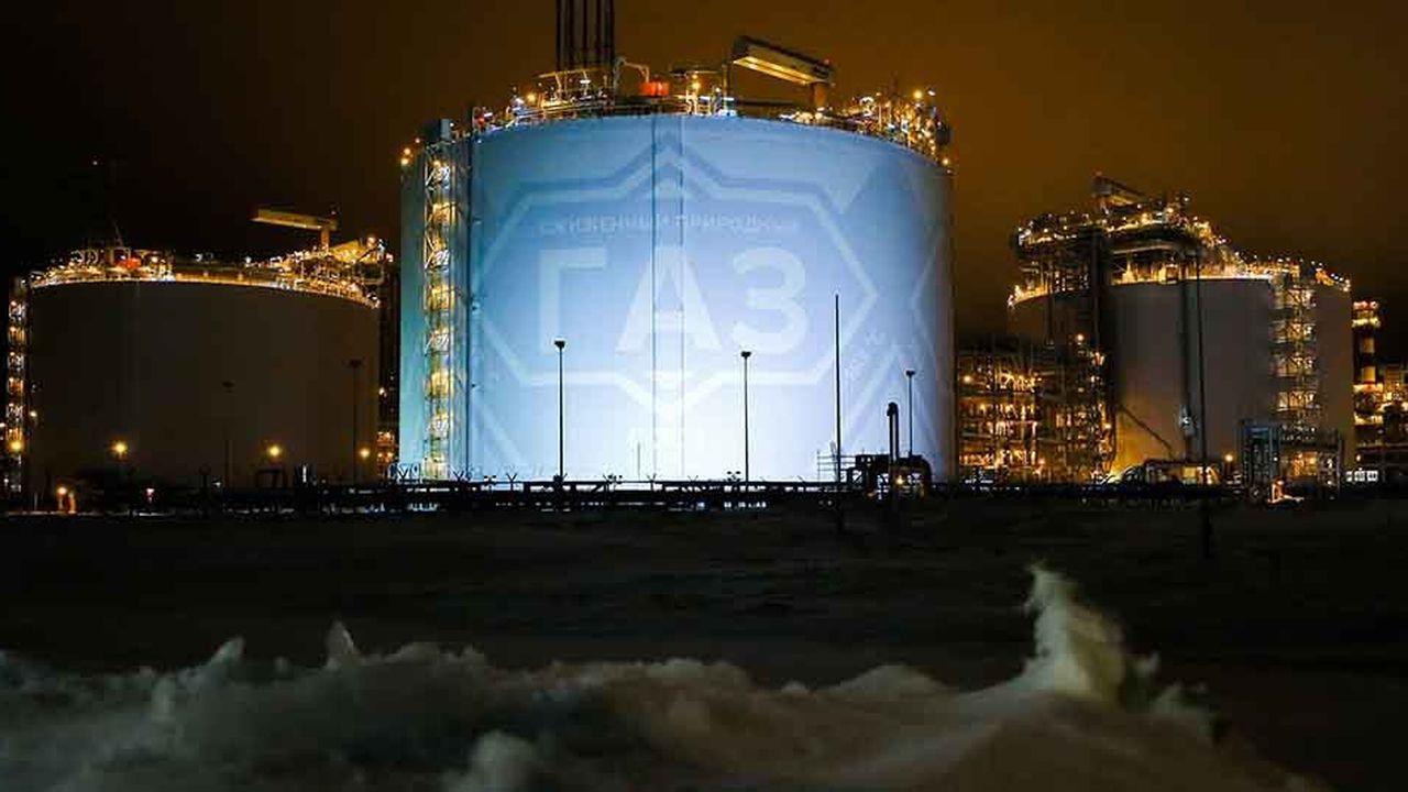Le chantier de l'usine de liquéfaction de gaz de Yamal en Sibérie, dont le français Total est actionnaire, a fortement contribué aux résultats de TechnipFMC ces dernières années.