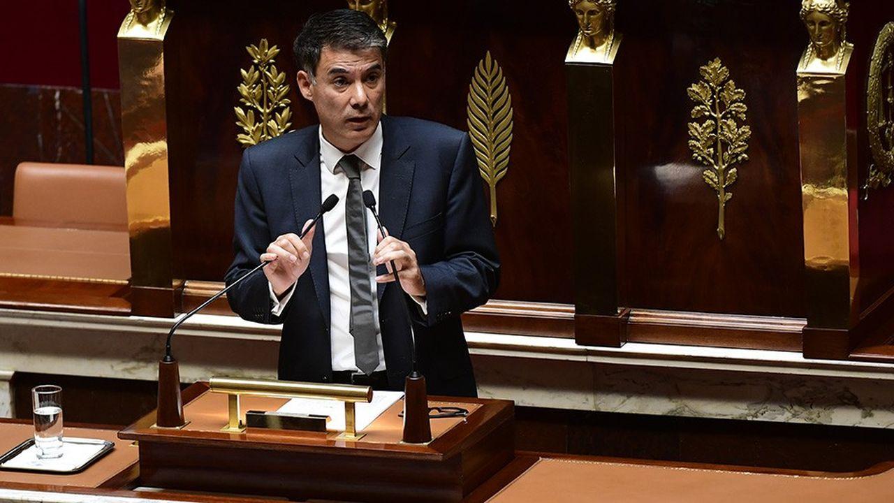 Olivier Faure, le premier secrétaire du PS.