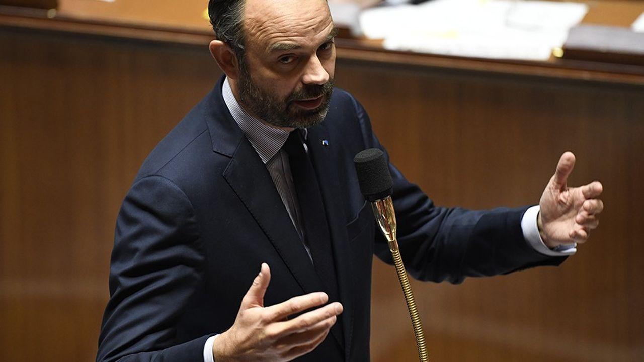 Edouard Philippe a fait face ce jeudi à une motion de censure à l'Assemblée nationale déposée par les groupes LFI, communistes et PS. La motion de censure a été rejetée.