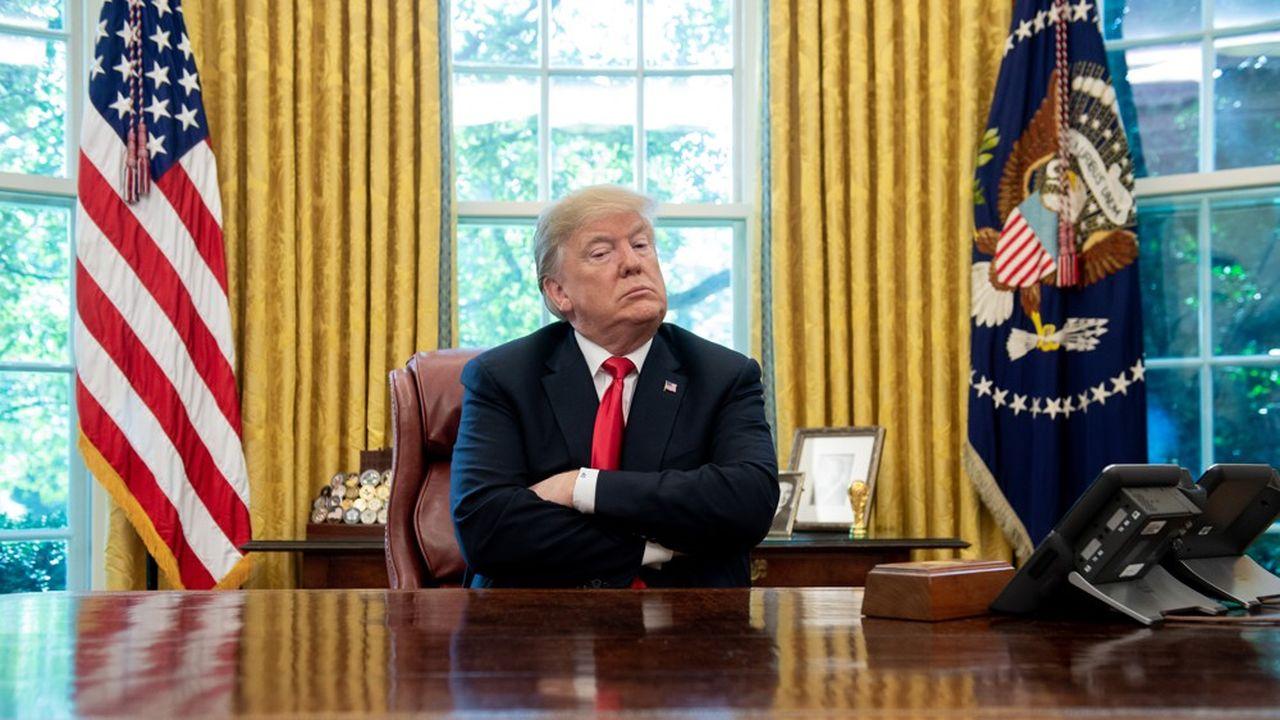 A partir de janvier, Donald Trump pourra compter sur un Sénat à la majorité républicaine renforcée