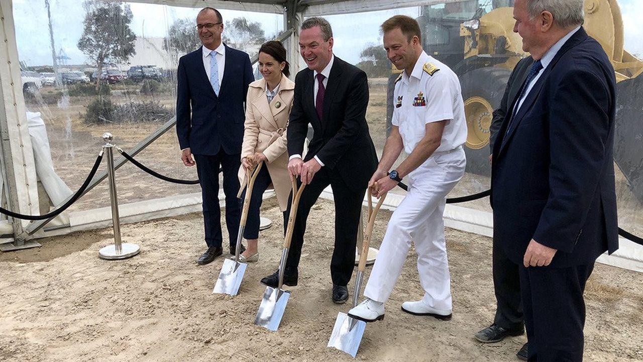 Il aura fallu deux ans et demi de négociations ardues pour consigner l'accord de partenariat stratégique qui va régir pour les décennies à venir les relations entre le groupe de construction navale français Naval Group et son client étatique australien.