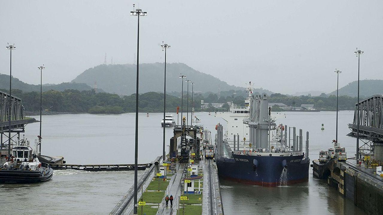 Le chantier de l'élargissement du canal du Panama a fait exploser les coûts et les délais.