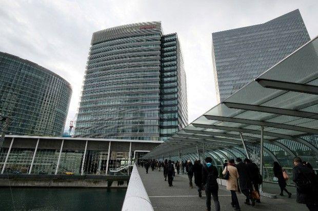 Siège de Nissan à Yokohama