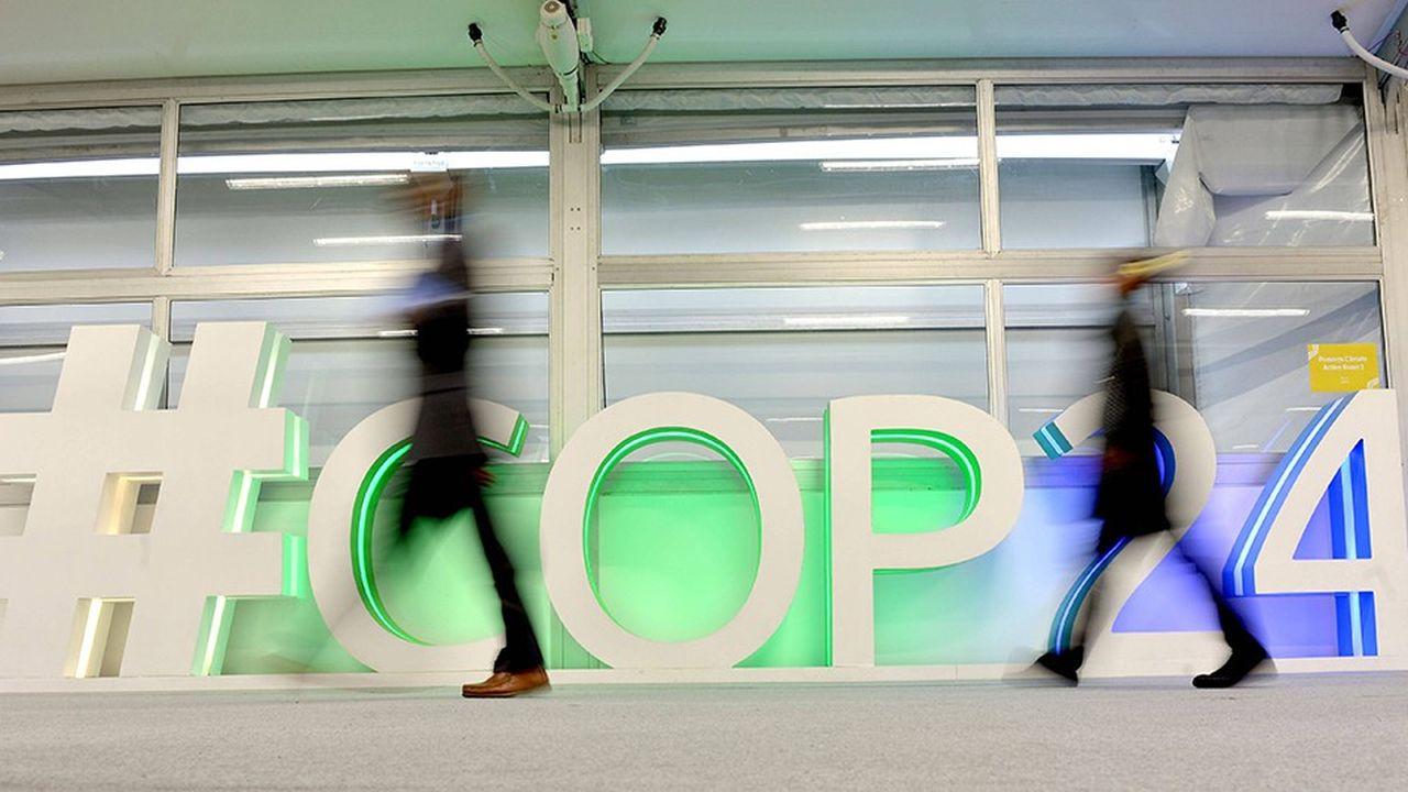 Après l'alarme sonnée en octobre par les scientifiques du Giec, des défenseurs du climat réclamaient une réponse forte de la COP24 avec un engagement de tous les pays à réviser à la hausse d'ici 2020 leurs promesses de réductions de gaz à effet de serre. Elle se fera encore attendre.