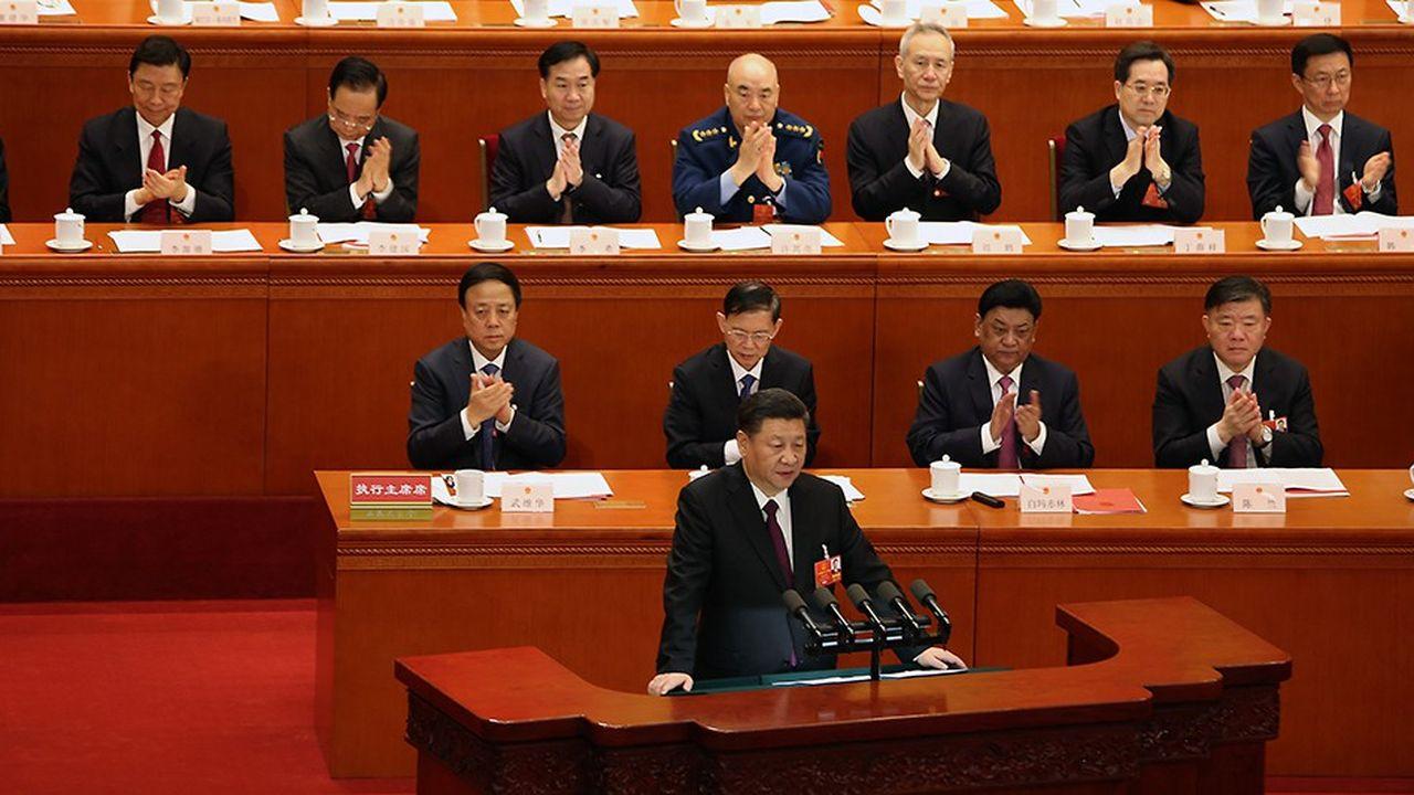 Le président chinois, Xi Jinping doit prononcer mardi un discours célébrant 40 années d'ouverture économiquedu pays.