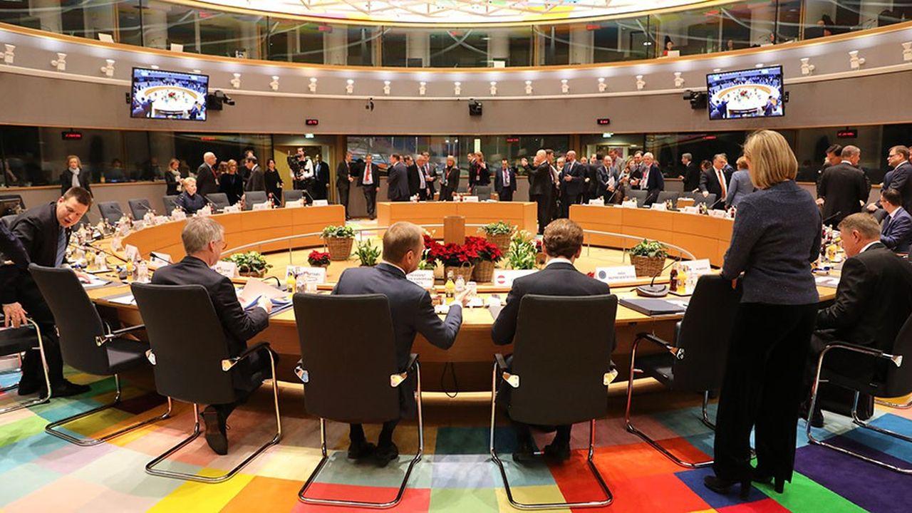 Au cours d'un sommet accaparé par la question du Brexit, les Européens ont acté, malgré tout, des avancées pour la zone euro.