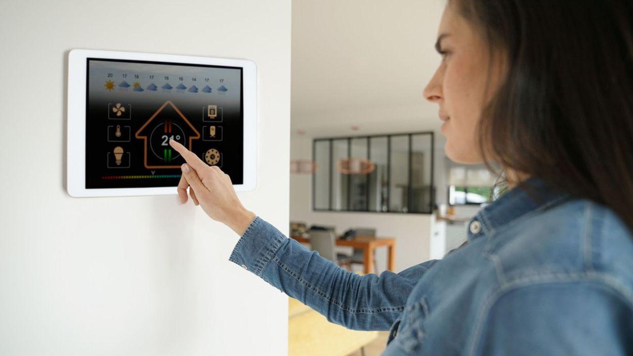 En France, l'institut GfK estime que la «smart home» a représenté 600millions d'euros de chiffres d'affaires en2017.