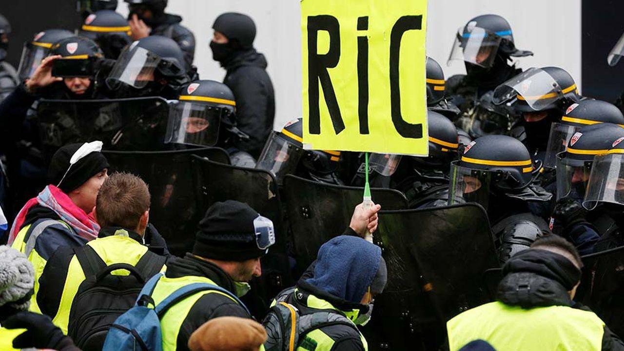 Le RIC fait partie des 42 mesures proposées par une partie des «gilets jaunes» fin novembre