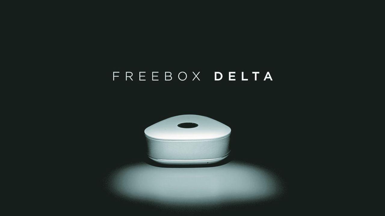 Free veut troquer, avec la Delta, son statut de fournisseur d'accès Internet (FAI)… contre celui de fournisseur de haute technologie grâce à son triple partenariat avec Netflix, Amazon et Devialet