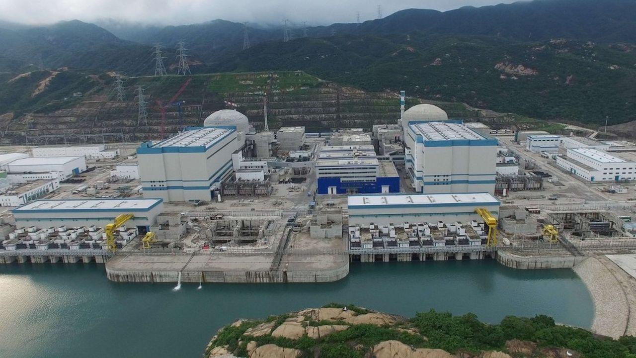L'EPR de Taishan, d'une puissance de 1.750 mégawatts (MW), se fonde sur la technologie des réacteurs à eau sous pression, la plus utilisée dans le monde.