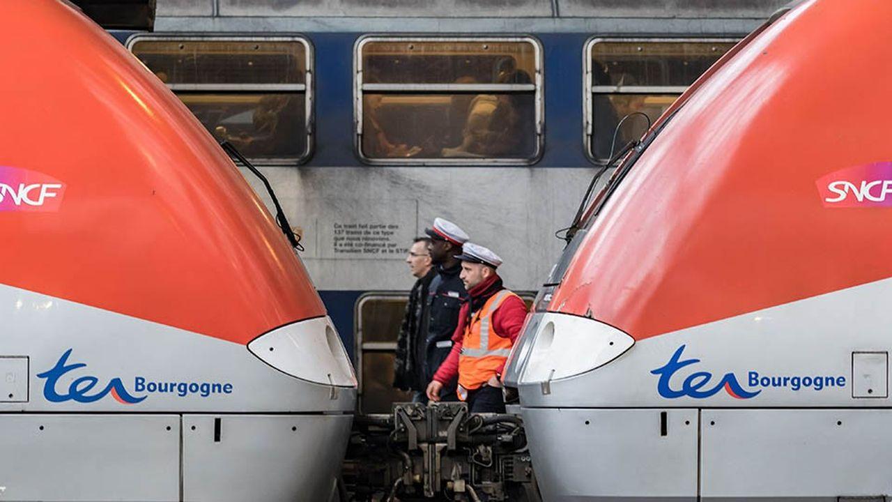 100.000 cheminots vont recevoir une prime de fin d'année supplémentaire. Même chose pour 30.500 salariés à la RATP.