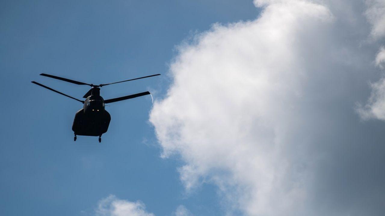 «L'inquiétude est forte», résume l'exécutif, devant l'activisme chinois en matière de défense