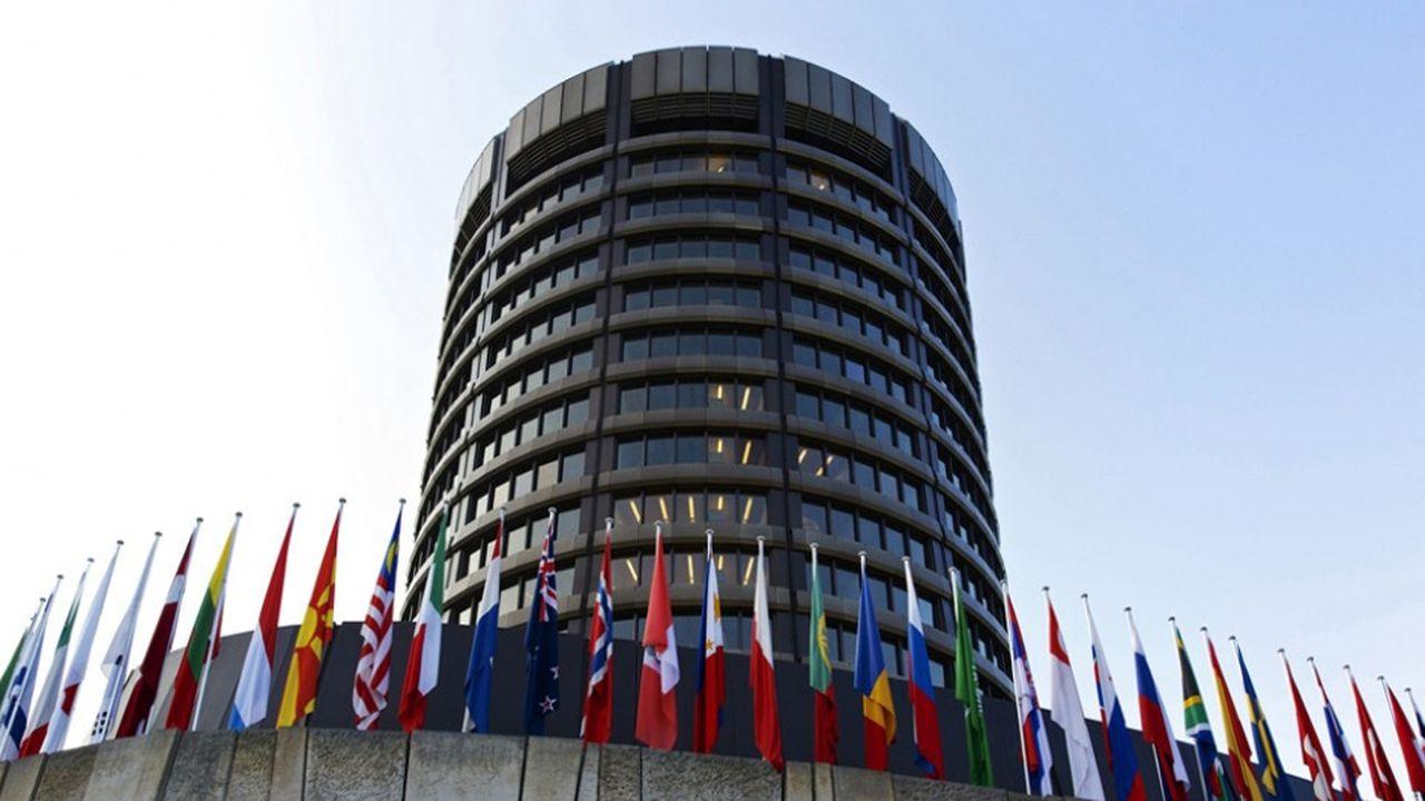 La Banque des règlements internationaux est basée à Bâle en Suisse.