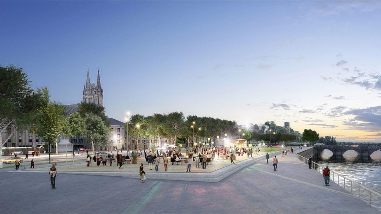 L'agglomération d'Angers veut figurer parmi les pionnières des « smart cities »