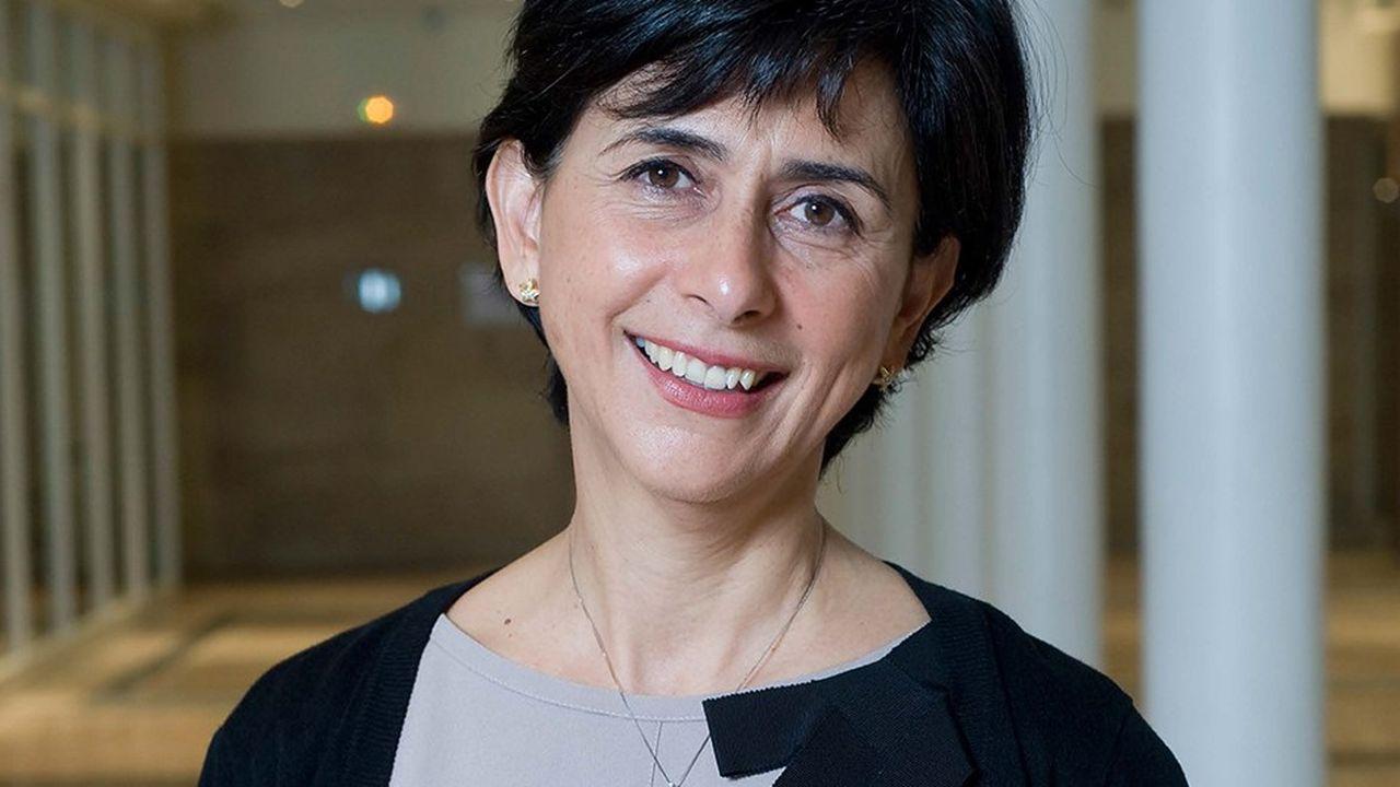 Ligia Torres, directrice générale de BNP Paribas Asset Management en Asie Pacifique