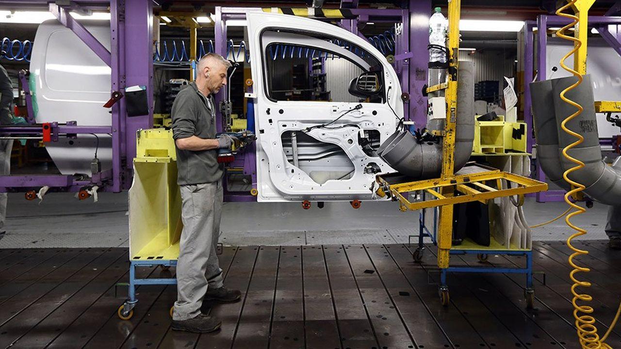 Si les constructeurs français voient leurs usines tourner à plein, les sous traitants sont moins bien lotis, notamment ceux de la filière diesel.