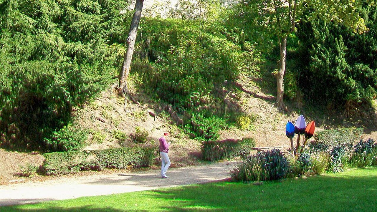 Le Jardin de la Ville fermera de son côté le 1er juillet 2019 pour permettre le début des travaux.