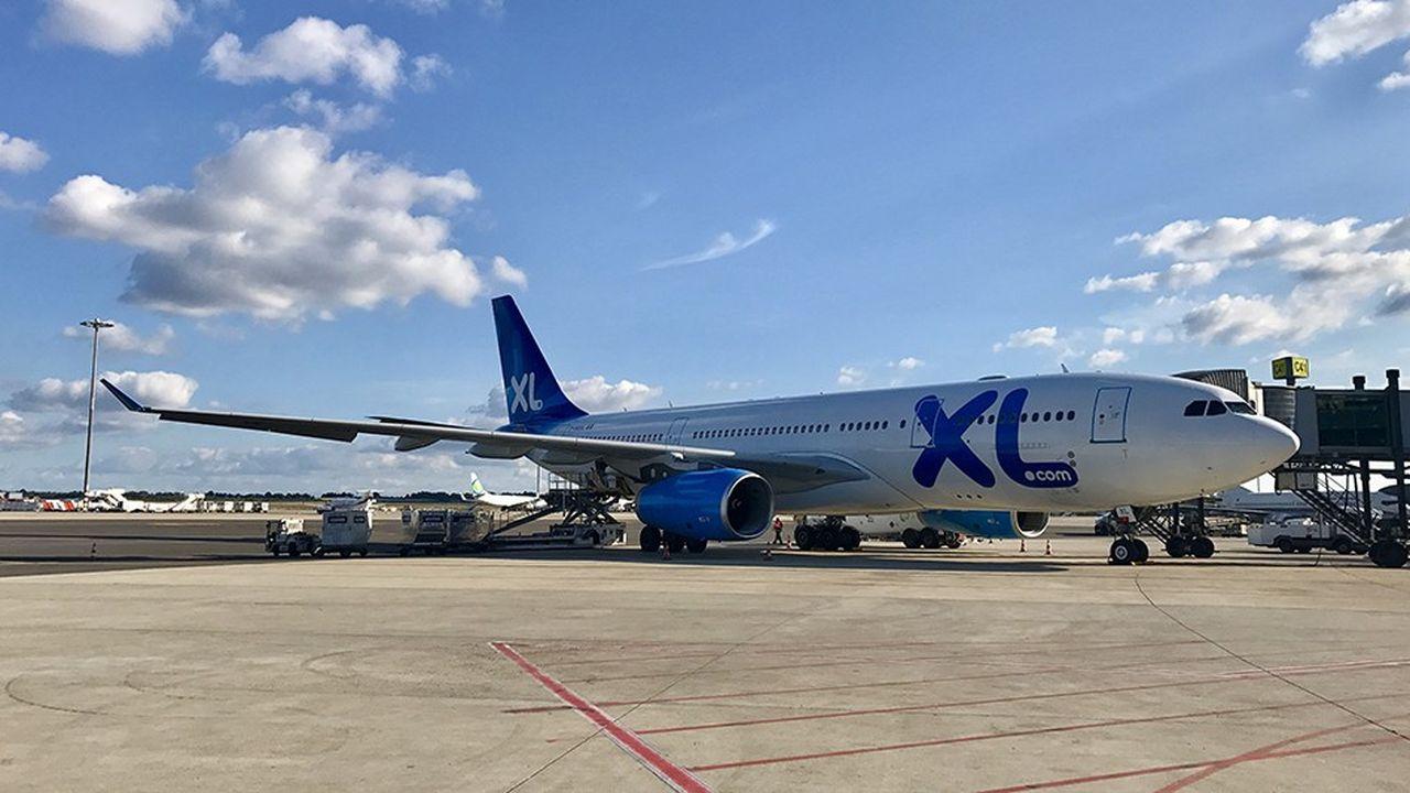 La petite compagnie française XL Airways s'est spécialisée dans les vols bon marché pour l'Amérique du Nord, les Caraïbes et La Réunion.