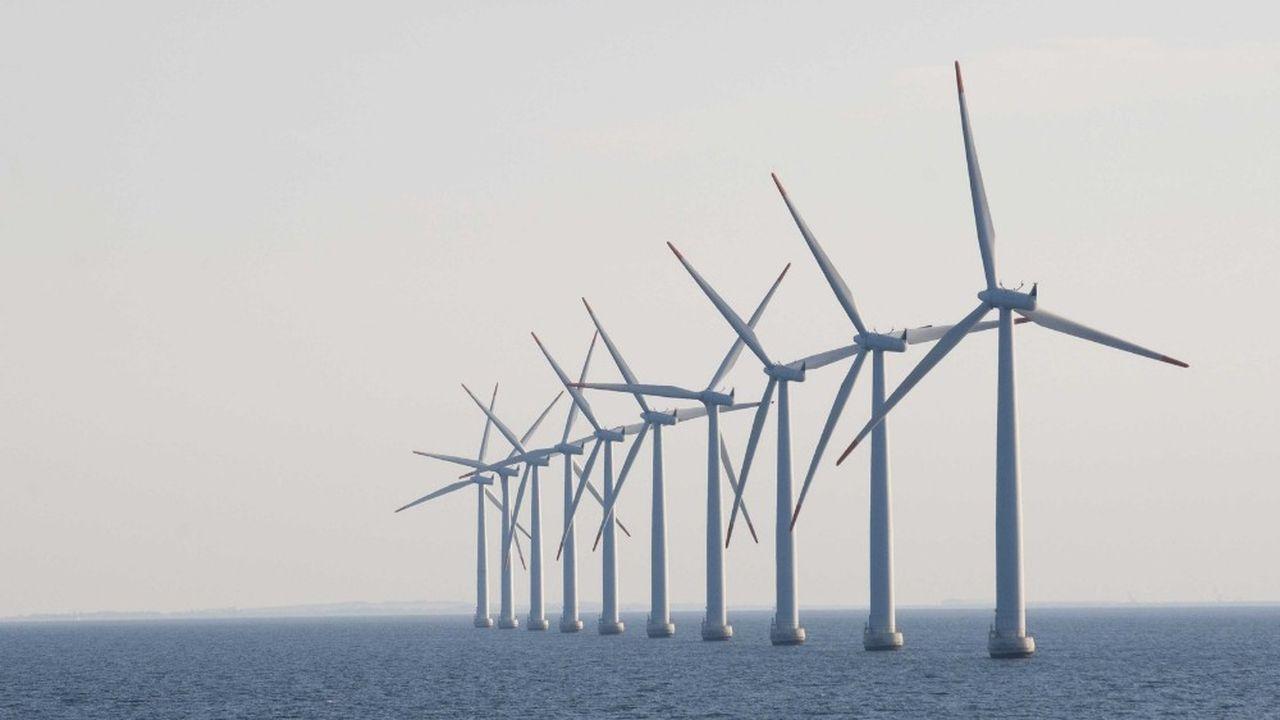 Les deux projets éoliens offshore dans lesquels investit Sumitomo représentent une production de 496MW chacun.