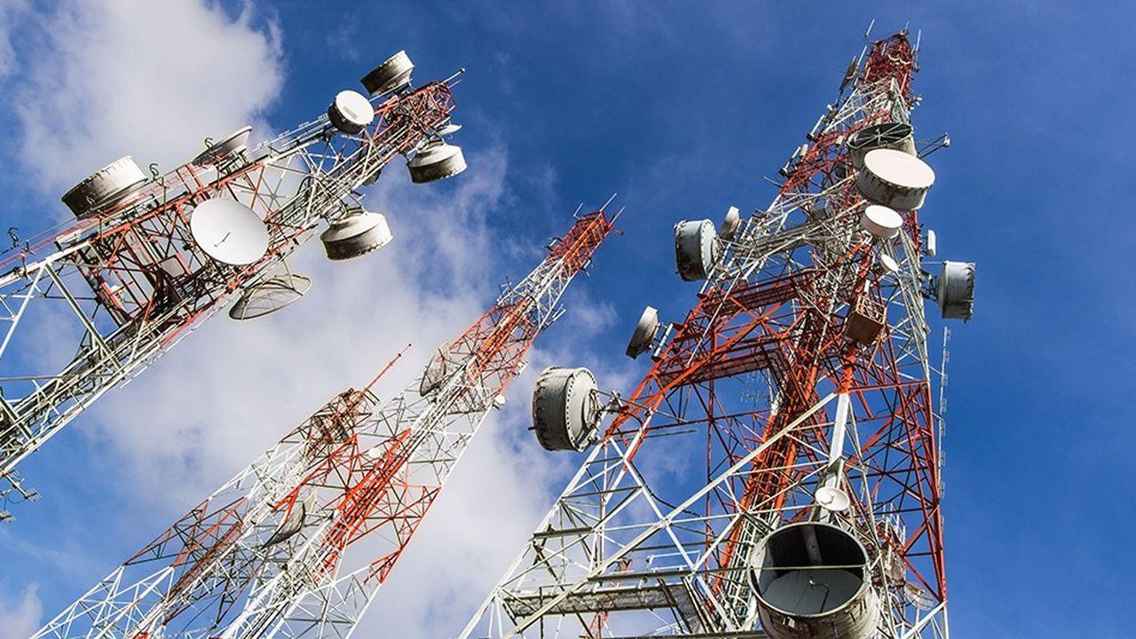 A côté des chinois Huawei et ZTE, le finlandais Nokia et le suédois Ericsson sont les principaux fabricants de matériel réseau.