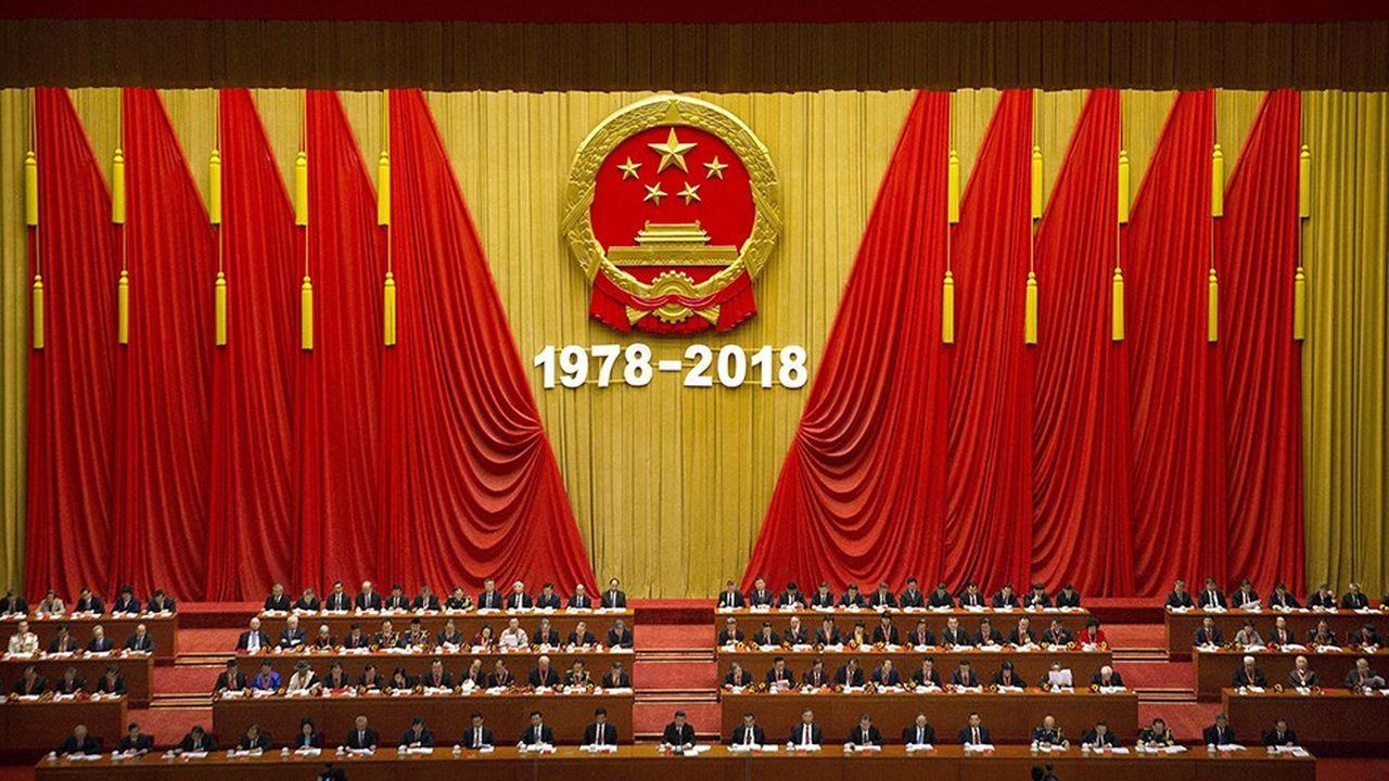 Le président chinois Xi Jinping a commémoréquarante ans de réformes tout en assurantque la Chine poursuivrait sa voie, sans plier devant l'Occident.