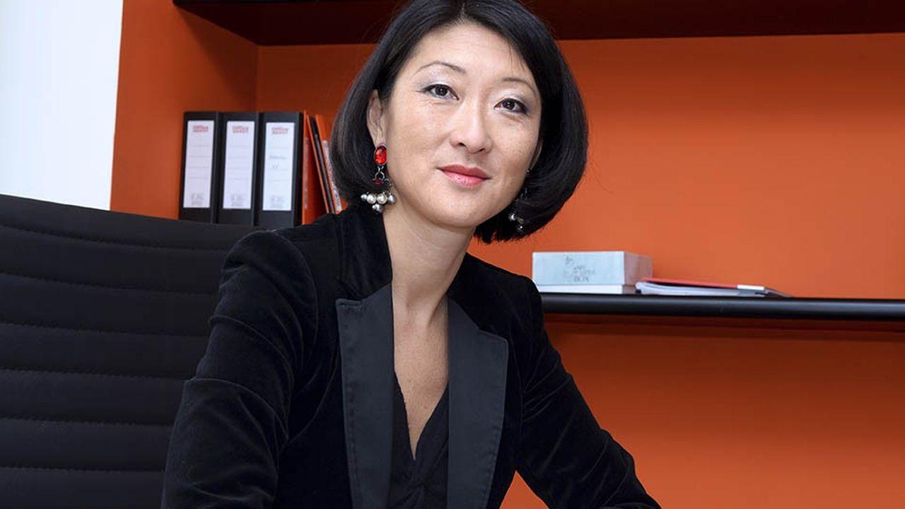 Fleur Pellerin a fondé Korelya Capital en 2016, quelques semaines après avoir quitté le gouvernement