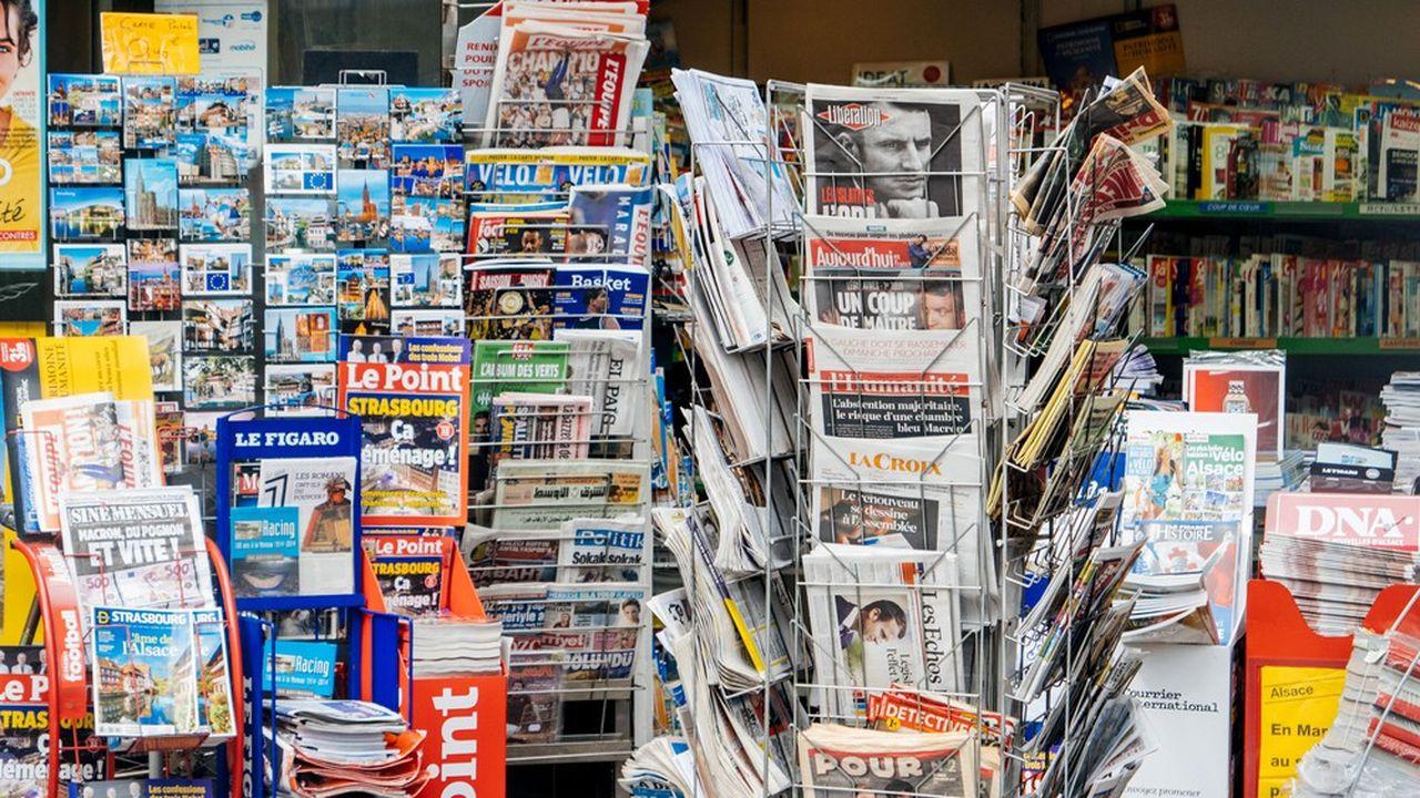 L'avantage fiscal des journalistes a été accordé après-guerre pour aider la presse, alors en grande difficulté financière, à se remettre sur pied